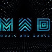 Логотип MAD BAR - клуб хаус/техно музыки Новосибирска
