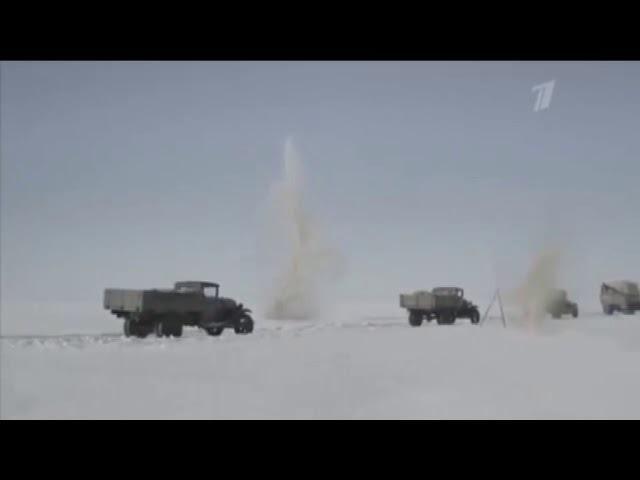 Игорь Растеряев - Ленинградская песня(посвящается дороге жизни блокадного Ленинграда)