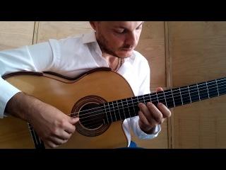CINEMA PARADISO - Flavio Sala, guitar