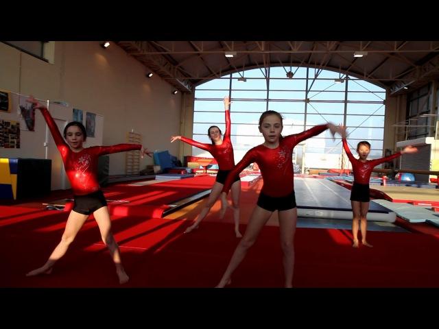 Warm Up 2017 1st Class Upwards Limerick Gymnastics Club Ireland