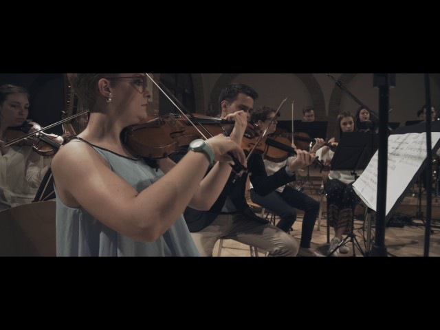 Children Fable One and One Robert Miles Tribute Medley Gaga Symphony Orchestra