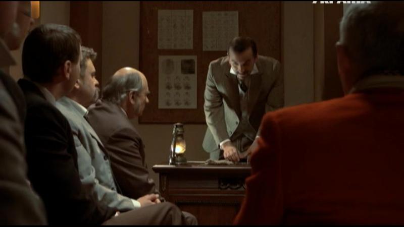 История криминалистики 6 серия Дактилоскопия