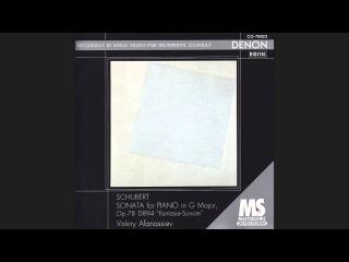 """Schubert / Pf sonate 18 G-dur  D894 """"Fantasie"""""""