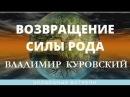 Владимир Куровский. Жива: Возвращение Силы Рода