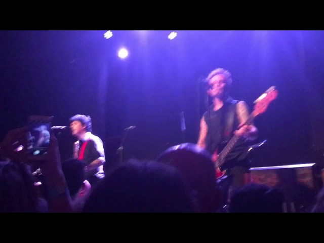 Green Day - Why do you want him @ Rough Trade, Brooklyn, NYC [10/7/16]