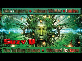 SUSIE Q - John Fogerty, The Rolling Stones, Johnny Winter, Michael Jackson