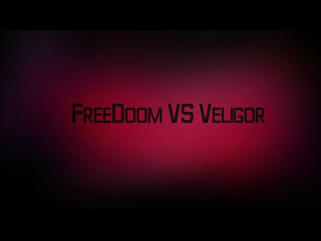 FreeDoom 🆚 Veligor