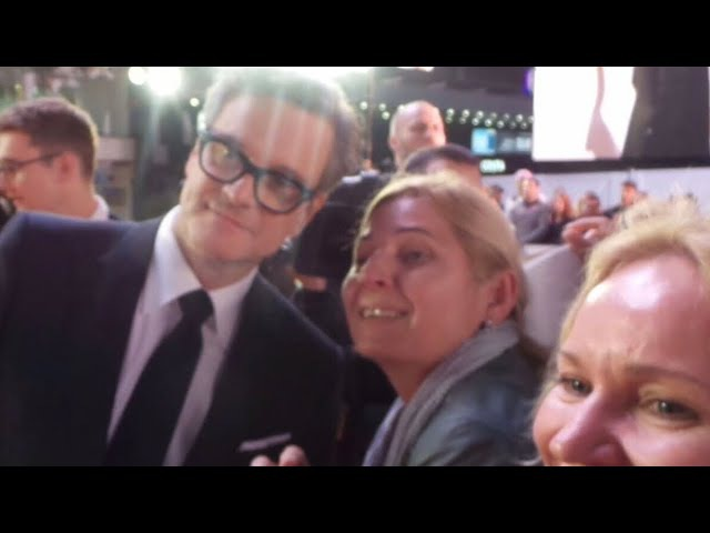 Kingsman Premier London 18 09 2017 (4) Colin Firth CBE