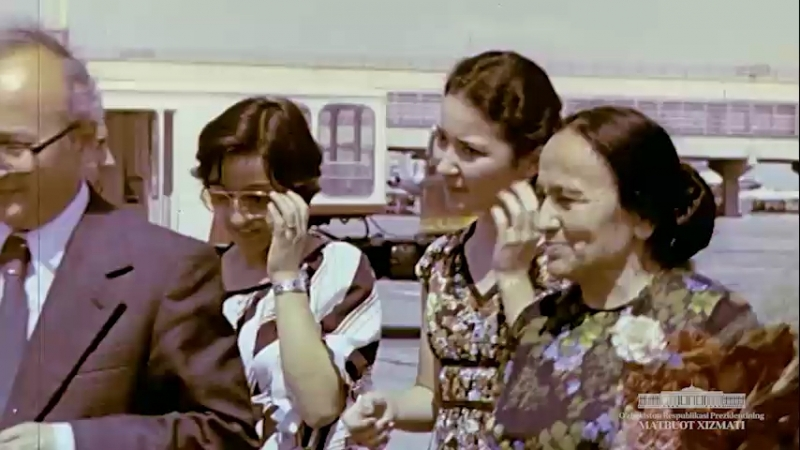 1 Март Зулфияхоним таваллуд топган кун 1 марта день рождения узбекской поэтессы Зульфияхоним