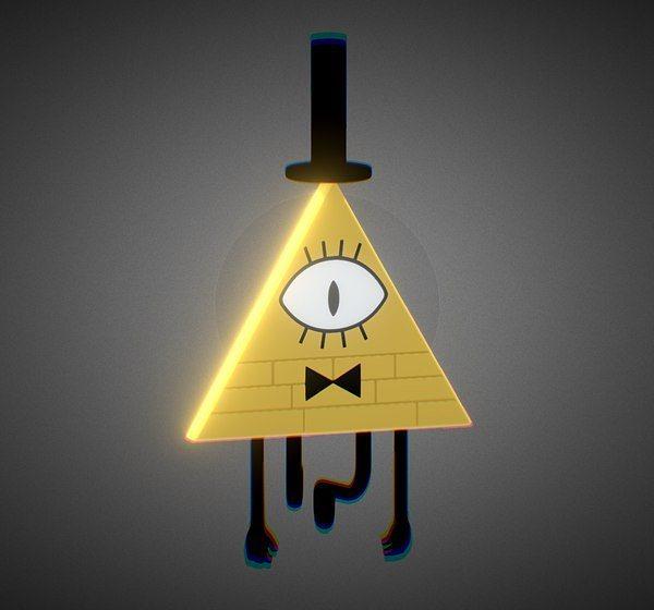 картинки треугольника билла годами