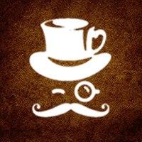 "Логотип кофейня ""MechanIsMe"" (Механизм) Ижевск антикафе"