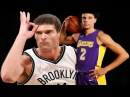 NBA 2K18 The Baller Z Brook Lopez With Lonzo Ball 2 VS 2 Gameplay 1080P 60FPS