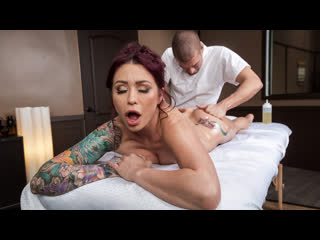 Monique Alexander - Spa For Horny Housewives [Brazzers. Anal, Blowjob, Massage, Tattooed]
