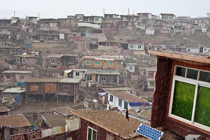 Монастырь Яшен. Тибет, изображение №5