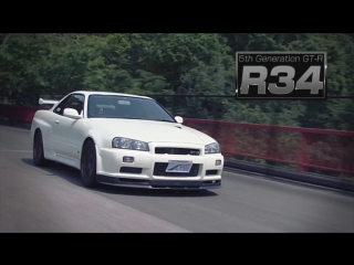 Speed meister: gt-r selection 1 — nissan skyline r34 gt-r intro & test drive.