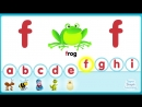 A I Review Song Lowercase Super Simple ABCs