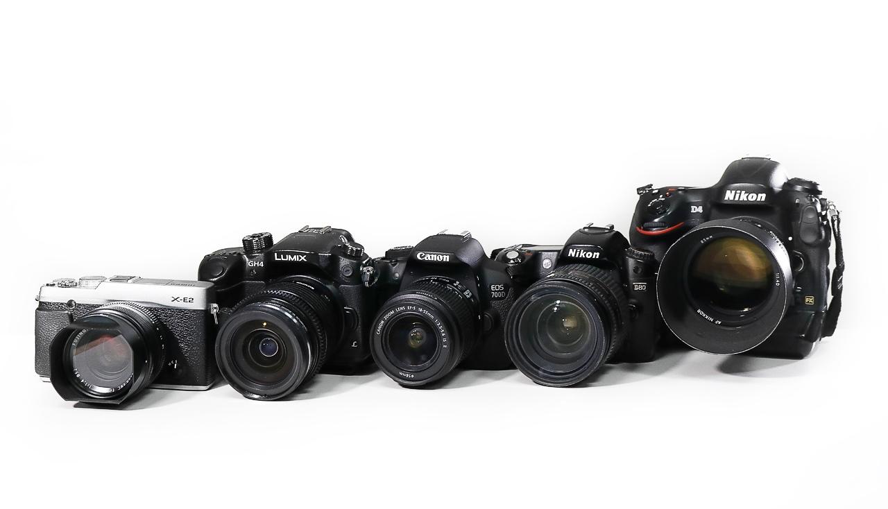 как протестировать фотоаппарат при покупке сделать легкие