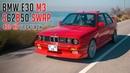 BMW E30 M3 S62 V8 ile Gazladık Alpha N Yazılım 100 200 KM Ne Kadar Hızlı Test Ettik