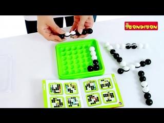 Логическая игра bondibon smart games шарики