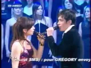 """Grégory Lemarchal & Lucie Bernardoni - """"My Heart will go on"""""""
