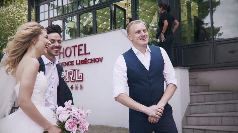 Свадьба в Чехии Rezidence Liběchov