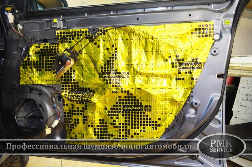 Шумоизоляция Mitsubishi Lancer, изображение №13