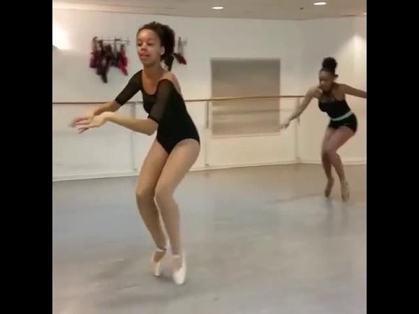 Ed Sheeran Shape Of You Hiplet Ballerinas Hiphop Ballet Ballet Choreography