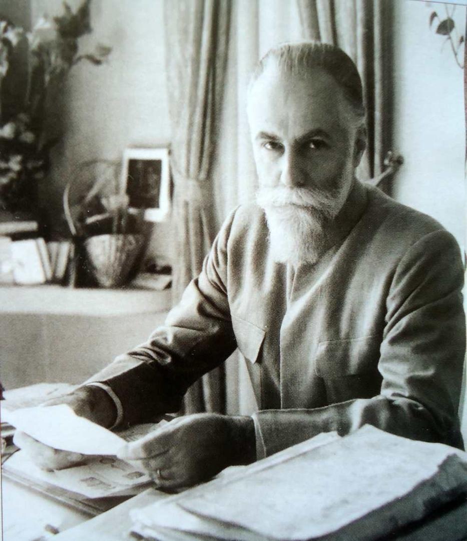 C.Н. Рерих и «Ароматический аспект Вселенной», изображение №12