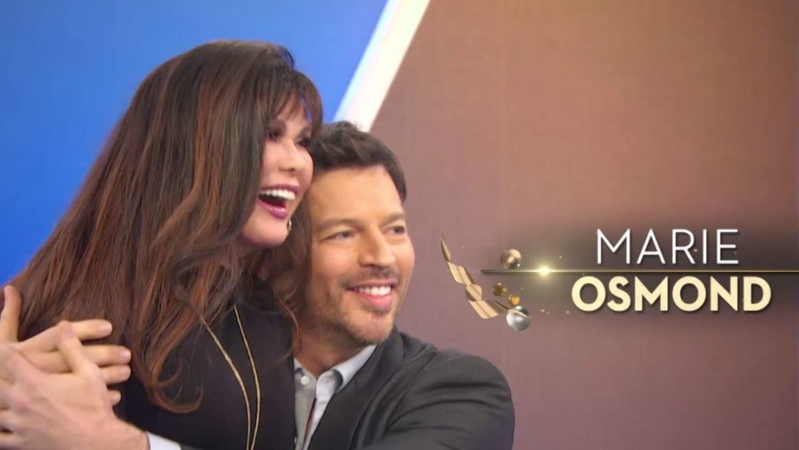 Harry Connick Jr on Instagram THURSDAY 8 16 Harry welcomes the one and only Marie Osmond Plus Harry tries Extreme Limbo and She's Gotta Have I