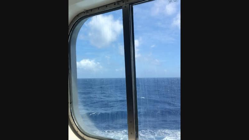 Пунтаренас Коста Рика 🚢 МорскоеПутешествие по Тихому Океану к Атлантическому через ПанамскийКанал 🌊 🌊