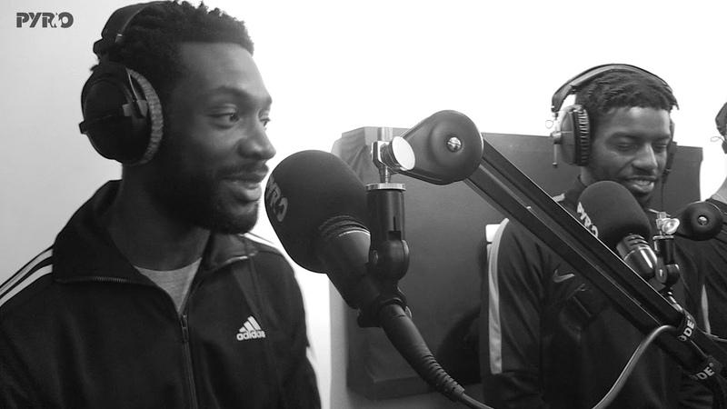 DJ Jedah With RD, Reece West, Razor, Kabz, Subten Guala Gwala - PyroRadio - (22082018)