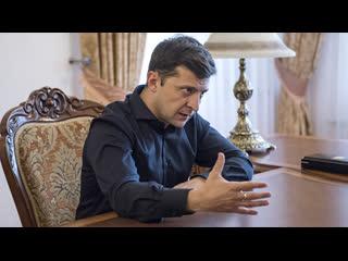 А. Бабицкий. По стопам Надежды Савченко: новоизбранный президент в роли комика