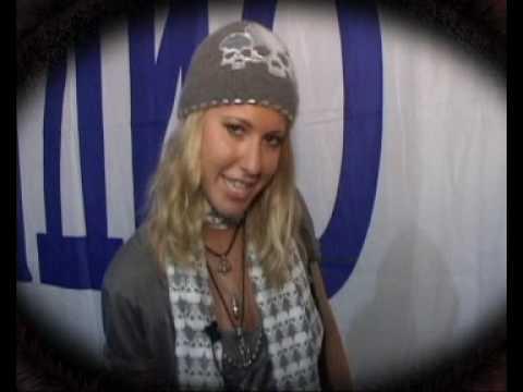 Анонс Блондинка в шоколаде БелМузТВ 2007
