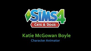 The Sims 4: Cats & Dogs Animation Reel