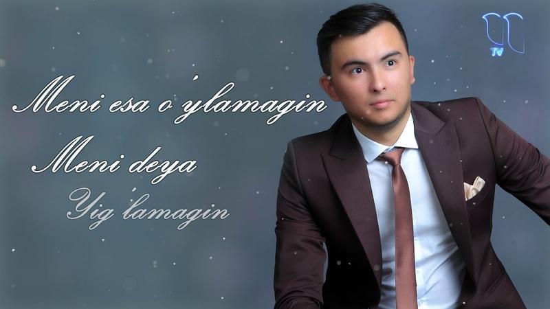 Shoxruz (Abadiya) - Yig'lamagin [LYRICS] Шохруз (Абадия) - Йигламагин (Премьера песни, 2019)