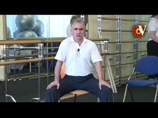 Лечебная физкультура при плече-лопаточном периартрите