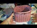 TUTORIAL - CLIC CLAC PRADINA uncinetto crochet PUNTO PRADA (part 4)