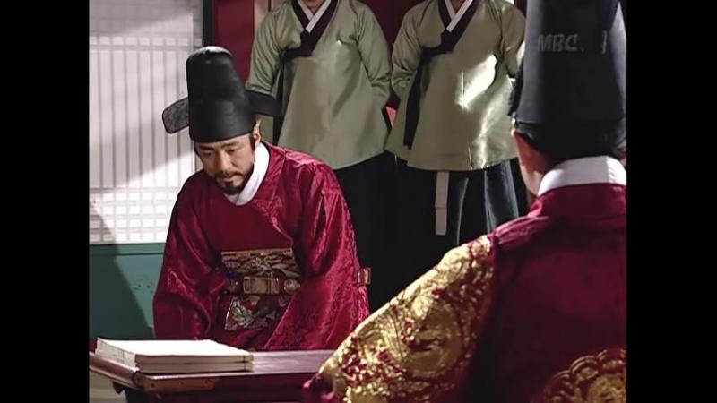 Жемчужина дворца / Великая Чан Гым / Dae Jang Geum / A Jewel in the Palace 51 серия (субтитры)