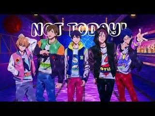 AMV BTS / Not Today (RERO & StigmaTae Cover Russian Version)