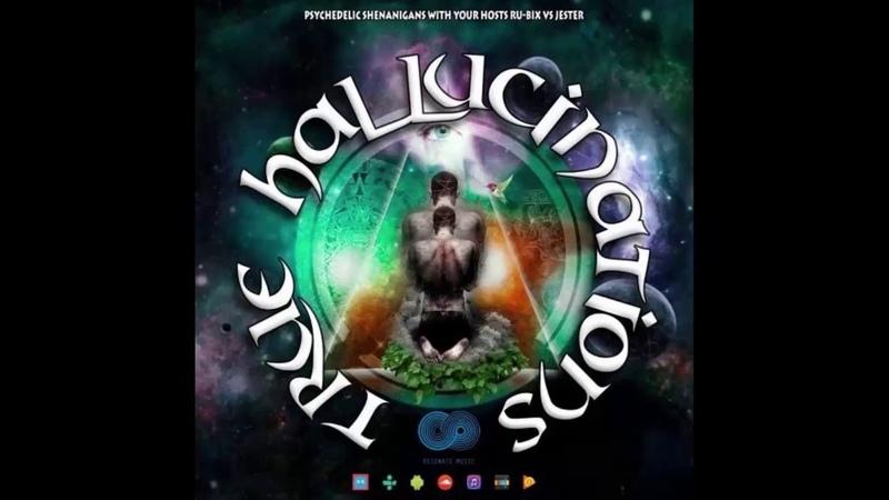 XERO MOON - Dj Set ''Guestmix For Rubix vs Jester's True Hallucinations 127'' [Psytrance]