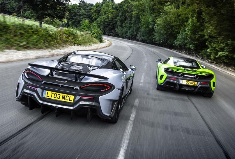 Длина имеет значение — Эволюция «длиннохвостых» McLaren, изображение №15
