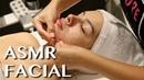 ASMR Facial Treatment | Scalp Massage, Steam, Tapping!