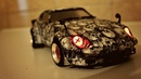 Дьявол на колесах Nissan Fairlady 240Z Сборка модели 1 24