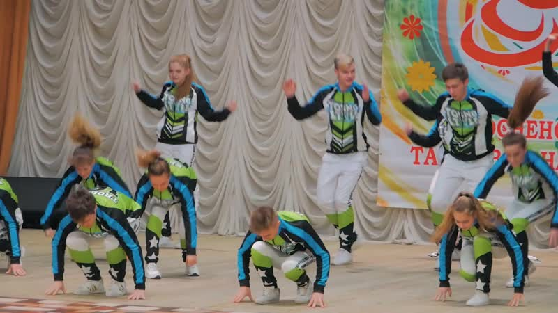 TOSNO STYLE Hip Hop1 ГОНКИ