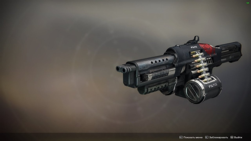 Destiny 2 Самый скорострельный пулемёт 21% делириум(Обзор)