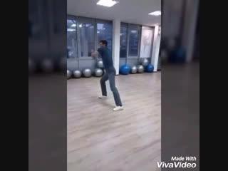 Русская боевая гимнастика