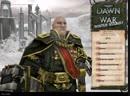 Plast Warhammer 4000 Dawn of War - Winter Assault(порядок)Титан Императора имперская гвардия