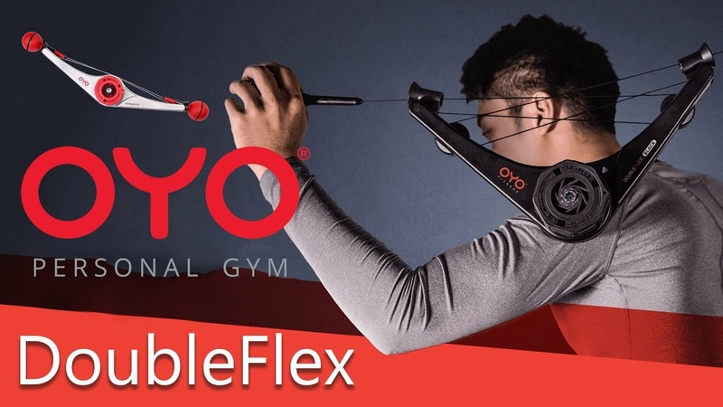 OYO DoubleFlex Fitness - Portable Gym Equipment | ReviewRounder