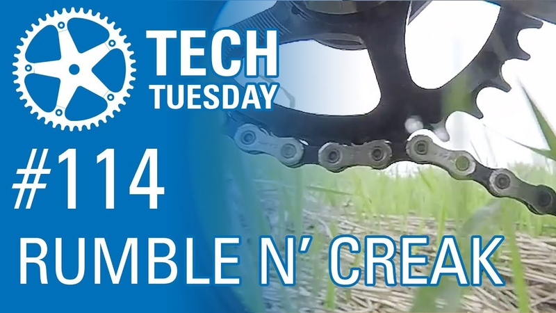 Fixing 1X Chainring Noise - Tech Tuesday 114