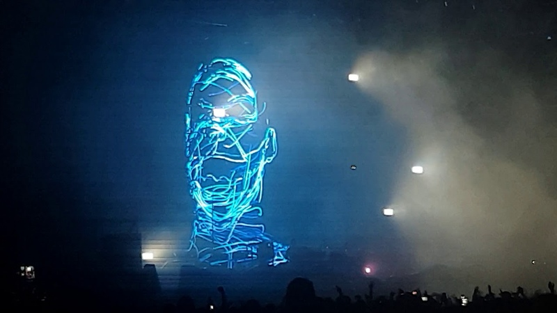 The Chemical Brothers GOT TO KEEP ON Ippodromo SNAI Milano 20 07 2018